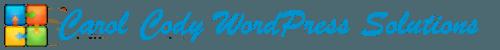 Carol Cody WordPress Solutions